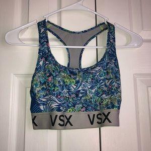 VSX Victoria's Secret Colorful Sports Bra
